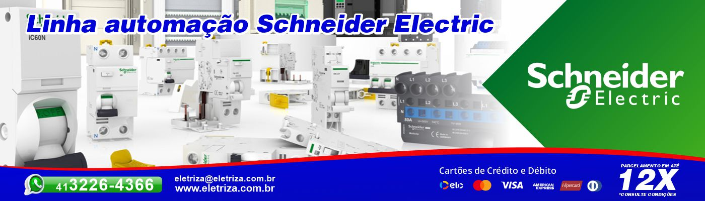 Eletriza - Eletriza Materiais Elétricos, Hidráulicos e Automação Industrial