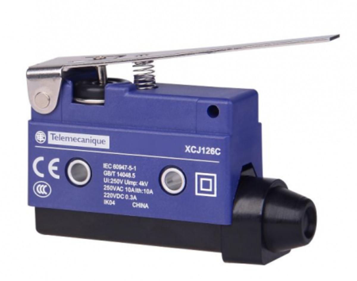 Eletriza - Eletriza Materiais Elétricos, Hidráulicos e Automação Industrial - FIM DE CURSO MINIATURA HASTE LONGA XCJ126 TELEMECANIQUE