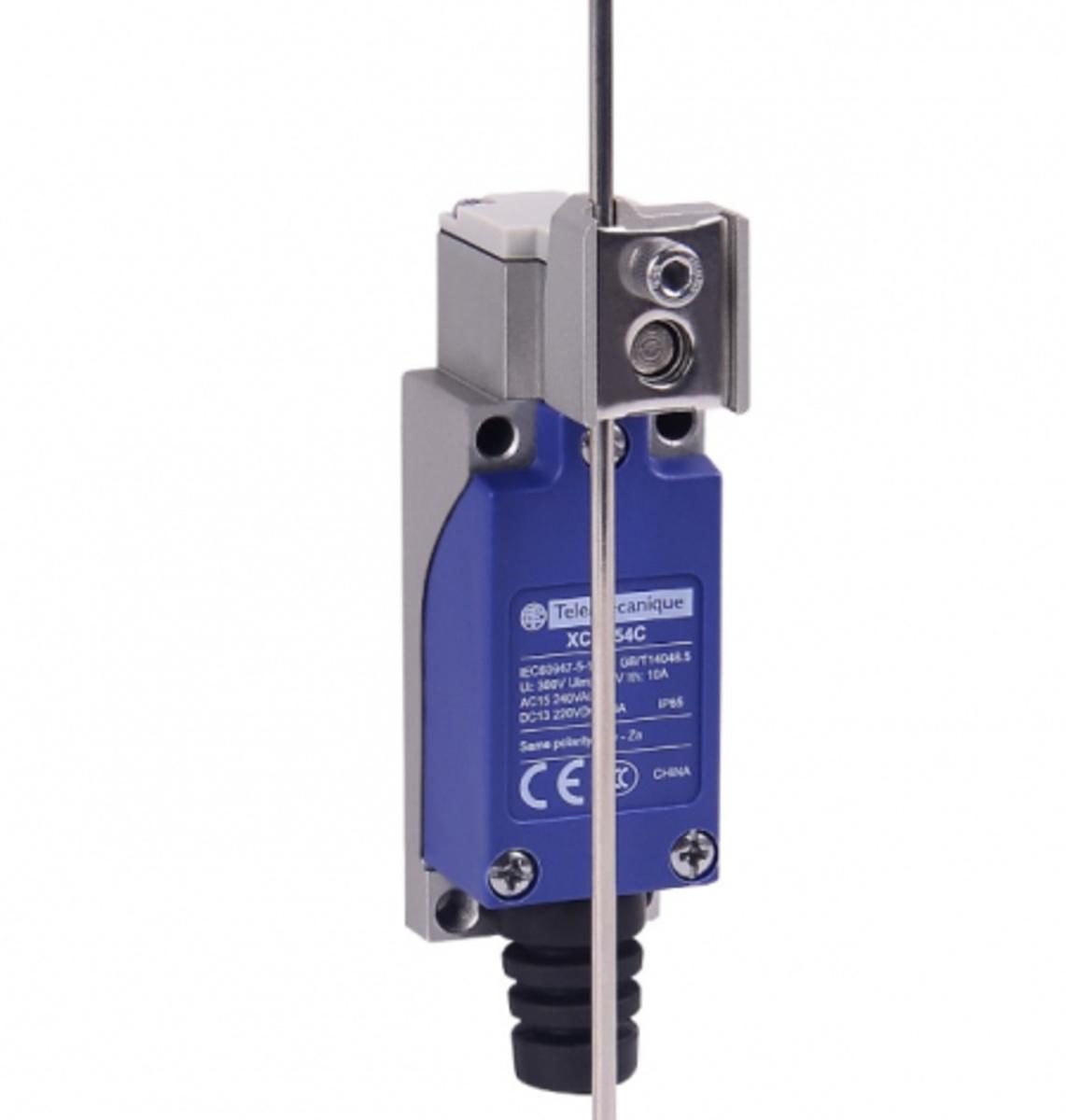 Eletriza - Eletriza Materiais Elétricos, Hidráulicos e Automação Industrial - FIM DE CURSO BASICO MET HASTE REDONDA XCE154 TELEMECANIQUE