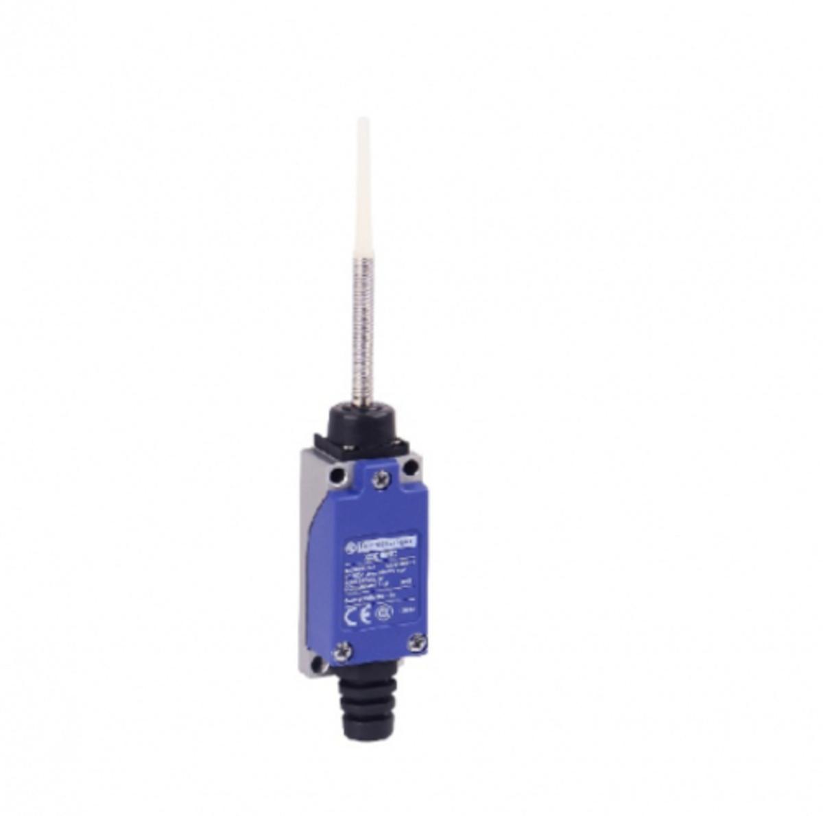Eletriza - Eletriza Materiais Elétricos, Hidráulicos e Automação Industrial - FIM DE CURSO BASICO MET HASTE COM MOLA XCE181 TELEMECANIQUE