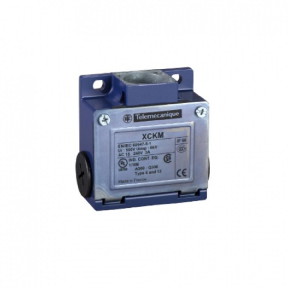 Eletriza - Eletriza Materiais Elétricos, Hidráulicos e Automação Industrial - FIM DE CURSO NA+NF SEM CABECOTE ZCKM1 TELEMECANIQUE