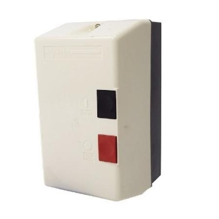 Eletriza - Eletriza Materiais Elétricos, Hidráulicos e Automação Industrial - CHAVE MAGNETICA   0,5CV TRIFASICO 220VCA REGULAGEM 1,6-2,5A IP65 LE1E0.5CV220M7 SCHNEIDER
