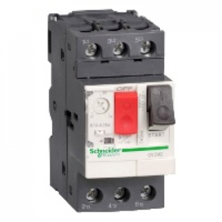 Eletriza - Eletriza Materiais Elétricos, Hidráulicos e Automação Industrial - DISJUNTOR TERMOMAGNETICO TESYS GV2 20-25A BOTAO IMPULSAO GV2ME22 SCHNEIDER