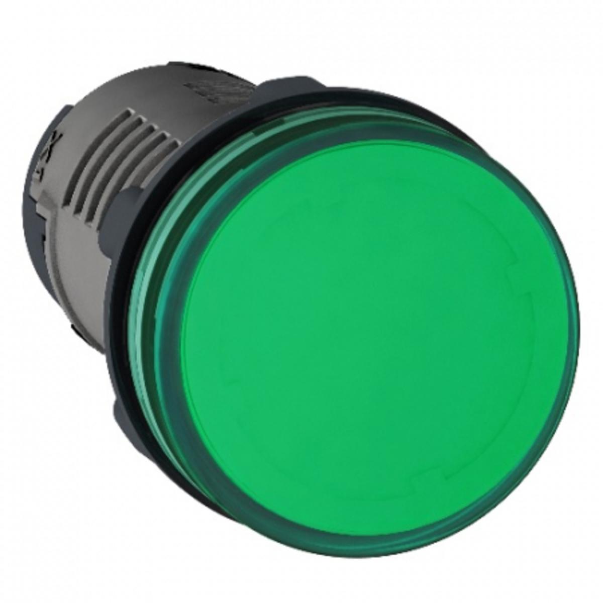 SINALIZADOR LED 22MM VD 220VCA XA2EVM3LC SCHNEIDER