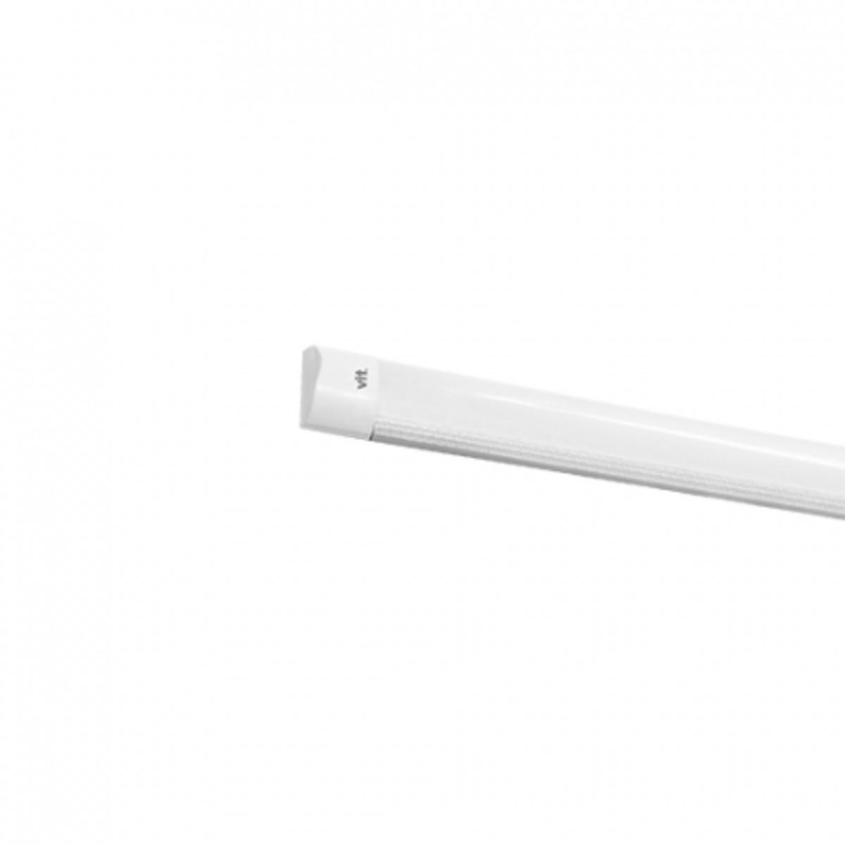 Eletriza - Eletriza Materiais Elétricos, Hidráulicos e Automação Industrial - LUMINARIA  LED SOB LINEAR 72W 6500K 3600-4000lm (SLIM) 100-265V LL72W VIT