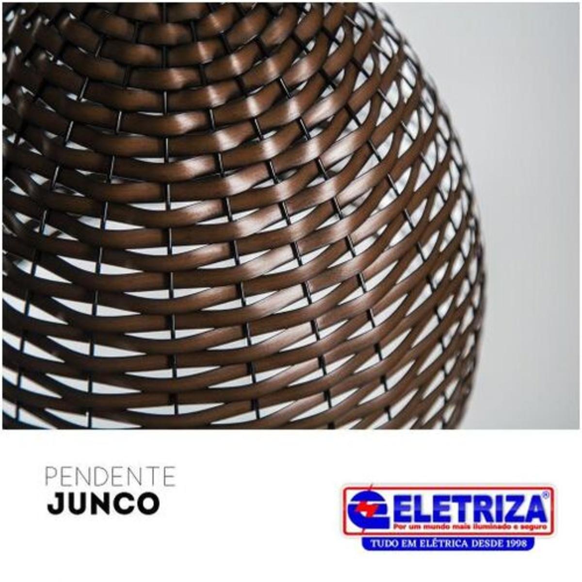 PENDENTE JUNCO MEDIO 1xE27 3868 OPL