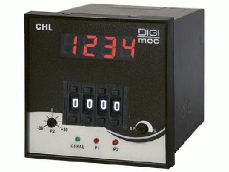 CONTROLADOR DE TEMPERATURA 299°C 220V CHL-1 DIGIMEC