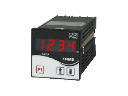 CONTROLADOR DE TEMPERATURA  DIGITAL FHME-116 90-240VCA TIPO J-K-PT100