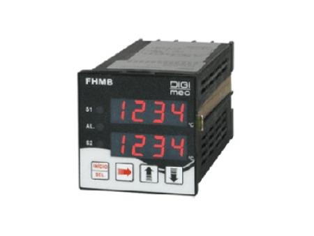 CONTROLADOR DE TEMPERATURA FHMB-1116 90-220V DIGIMEC
