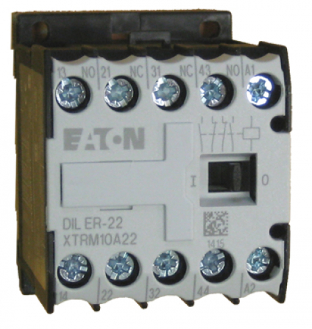 CONTATOR AUXILIAR 2NA+2NF 110V DILER-22(110V50/60HZ) EATON