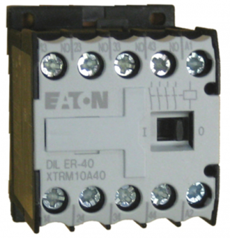 CONTATOR AUXILIAR 4NA 110VDC DILER-40-G(110VDC) EATON