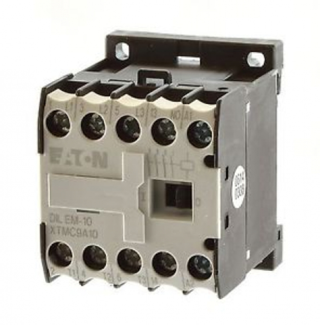 CONTATOR 3P 9A 1NA 220V DILEM-10(220V50/60HZ) EATON
