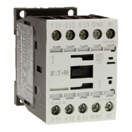 CONTATOR 15A 1NA 24VDC DILM15-10(24VDC) EATON