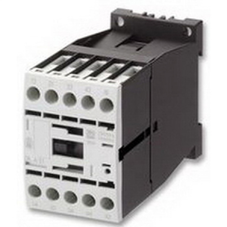 CONTATOR 3P 7A 1NA 24VDC AC3 DILM7-10(24VDC) EATON