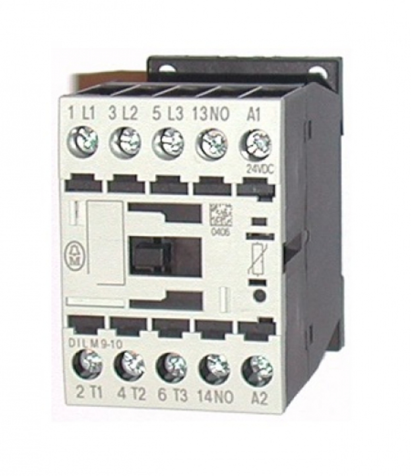 CONTATOR 3P 09A 1NA 220V DILM9-10(220V50/60HZ) EATON