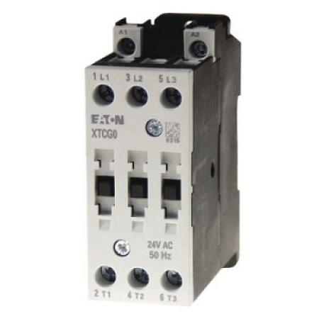 CONTATOR 3P 32A  24VDC SEM AUXILIAR XTCG032C00B0 EATON