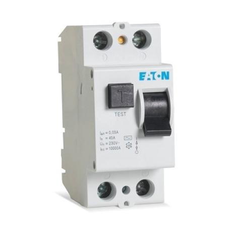 INTERRUPTOR DR 2P 80A 30MA MRCM-80/2/003 EATON