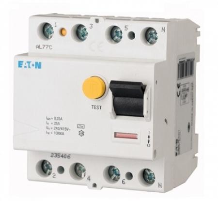 INTERRUPTOR DR 4P 40A 30MA MRCM-40/4/003 EATON