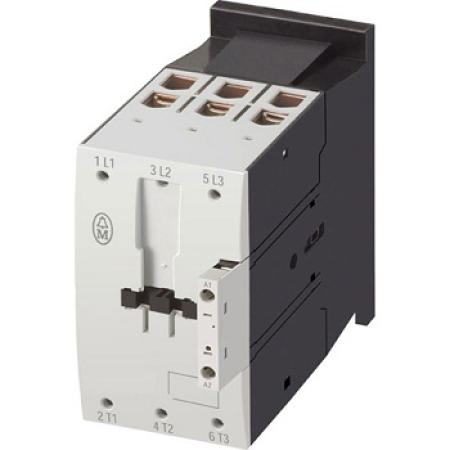 CONTATOR 3P 115A 24-27VDC SEM AUXILIAR DILM115(RDC24) EATON