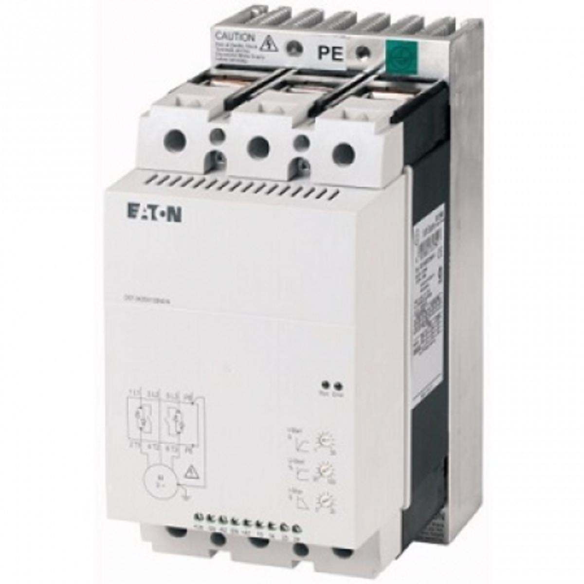 SOFT STARTER 160A COMANDO 24VCA/CC 3P 160A DS7-340SX160N0-N EATON
