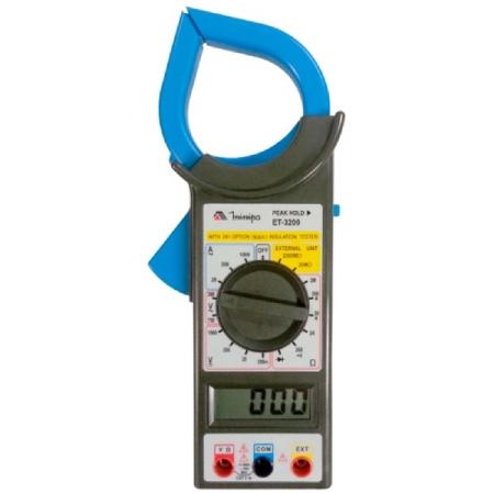 ALICATE AMPERÍMETRO DIGITAL ET3200 MINIPA