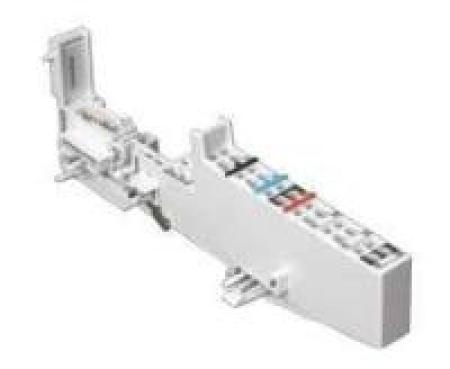 BASE CONECTOR TIPO MOLA PARA XN-4DO XN-S6T-SBCSBC EATON
